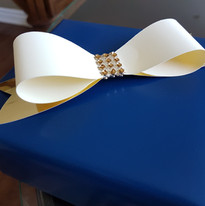 Party Favour wrapping