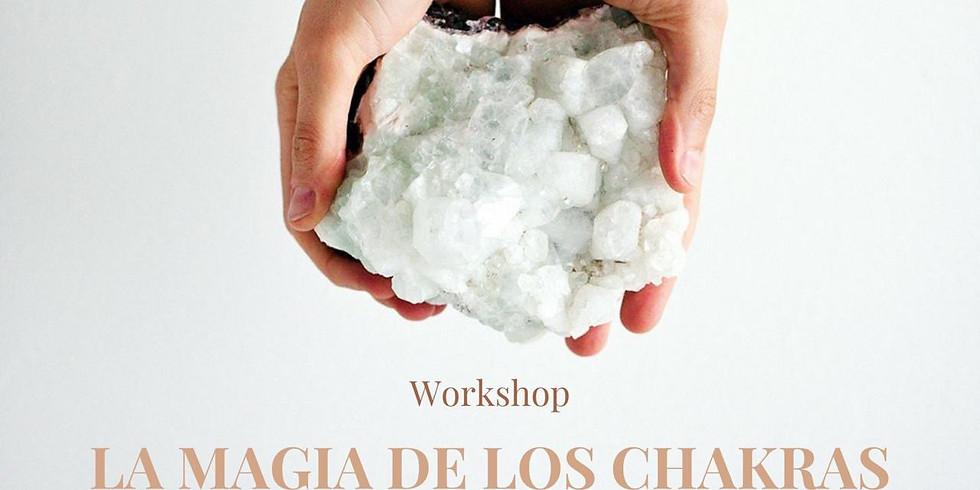 Workshop: La Magia de los Chakras