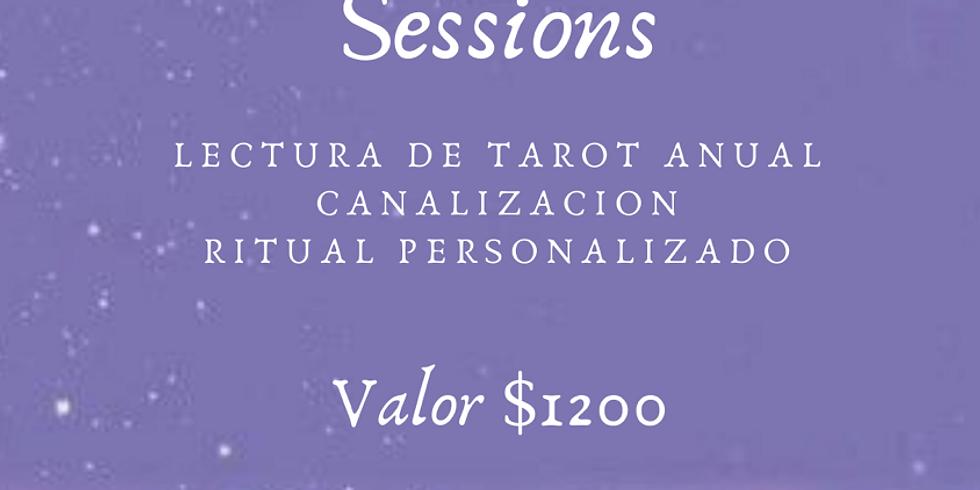 Ritual Sessions Julio