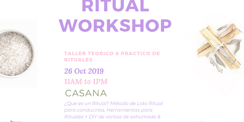 Ritual Workshop QRO