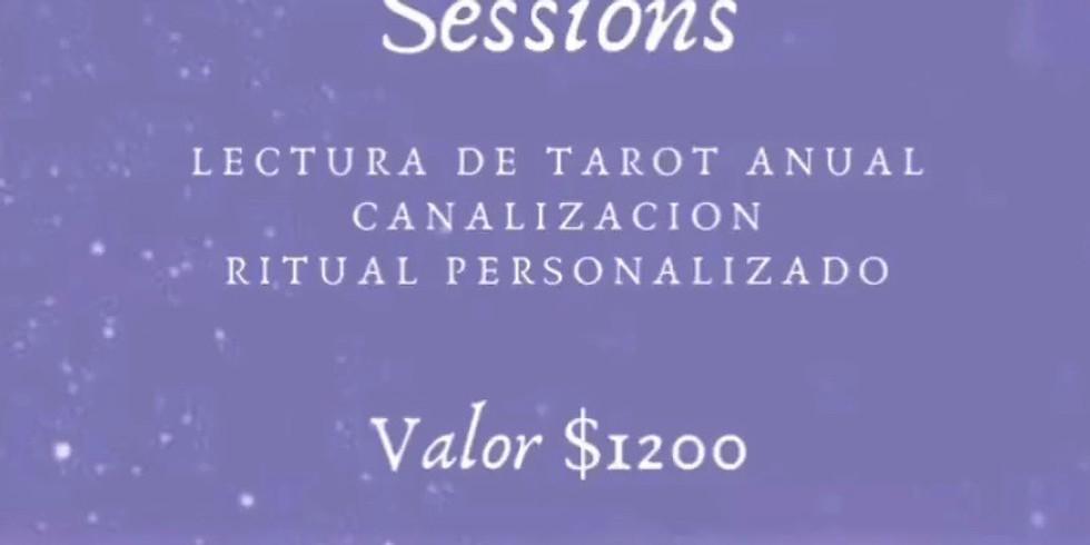 Ritual Sessions Agosto