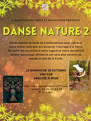 Atelier Danse Nature 2
