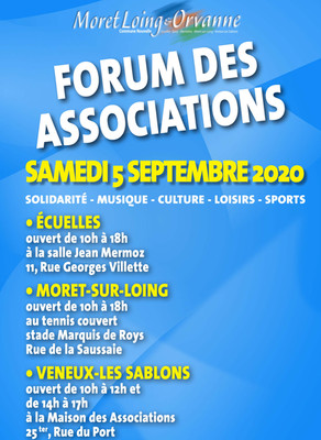 Forum des Association Septembre 2020