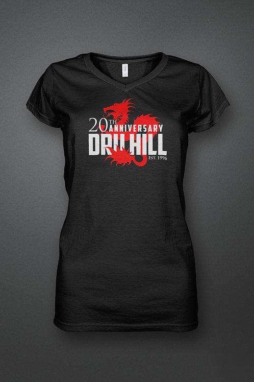 Dru Hill 20th Anniversary Female Cut T-Shirt