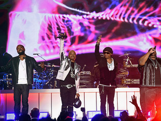 Watch: Dru Hill opens the 2016 Soul Train Awards in a BIG way!