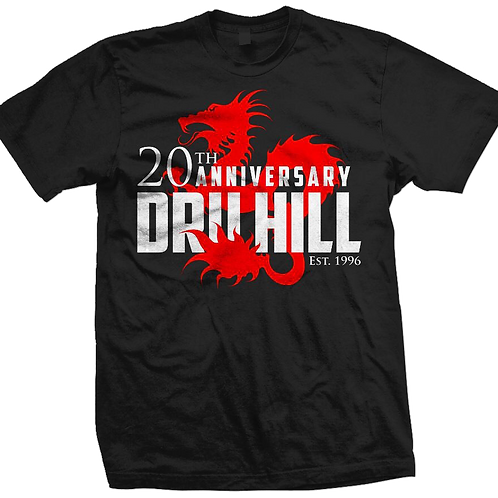 Dru Hill 20th Anniversary T-Shirt