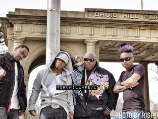 Dru Hill Releases Song Dedicated to Baltimore