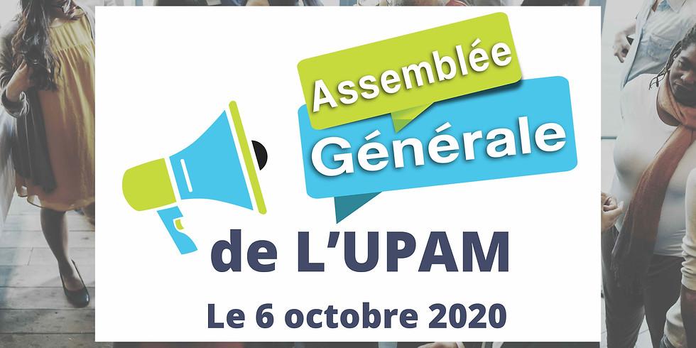 Assemblée générale de l'UPAM