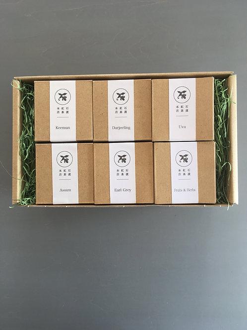 ギフト 茶葉 6種セット