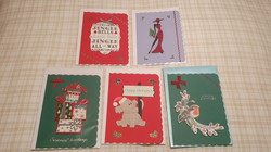 Christine - a selection of cards