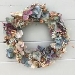 Maggie's Christmas wreath