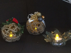 Maggie's candle nests