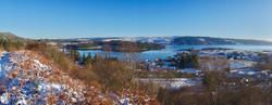 Allan - Snow covered Lochgair