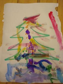 Sam Watkiss - Christmas tree