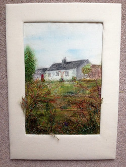 Maggie's painting of Redhouse