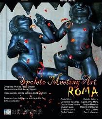 Spoleto Meeting Art  -  Roma
