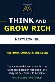 Think & Grow Rich Cover Front (Powerhous