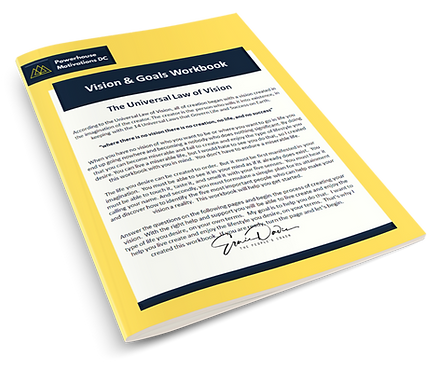 Vision & Goals eWorkbook