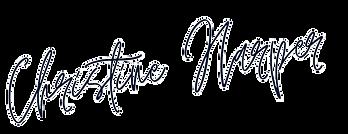Christine Monogram Clear