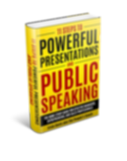 11 Steps to Powerful Presentations And Public Speaking