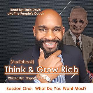 Think And Grow Rich Audio Book, Ernie Davis
