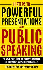 11 Steps To Powerful Presentations and P