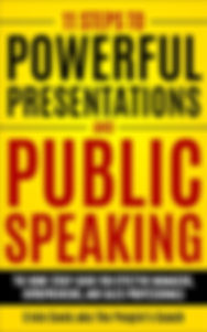 11 Steps To Powerful Presentations and Public Speaking_Ernie Davis