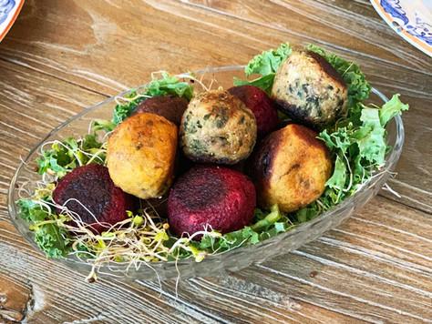 4 varianter på veganska julbullar
