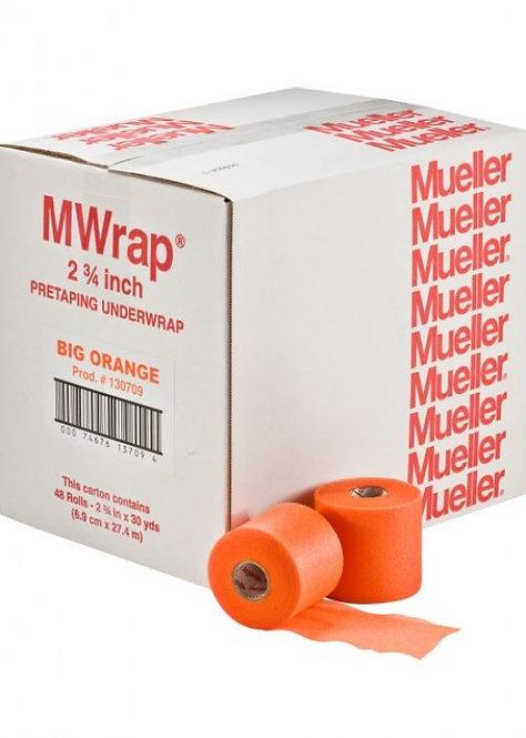 Prevenda M Wrap Naranja 7cm x 27m