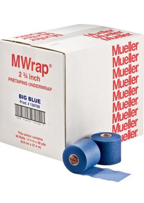 Prevenda M Wrap Azul 7cm x 27m