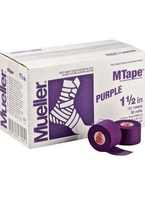 Cinta M Tape Purpura Caja C/32 Rollos 3.8 cm x 9.1 m