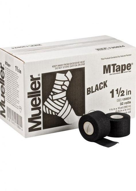 Cinta M Tape Negro Caja C/32 Rollos 3.8 cm x 9.1 m