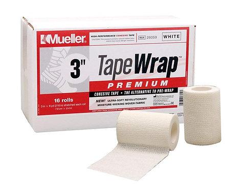 Venda Cohesiva Tape Wrap Premium Caja C/16 Rollos
