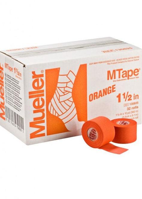 Cinta M Tape Naranja Caja C/32 Rollos 3.8 cm x 9.1 m