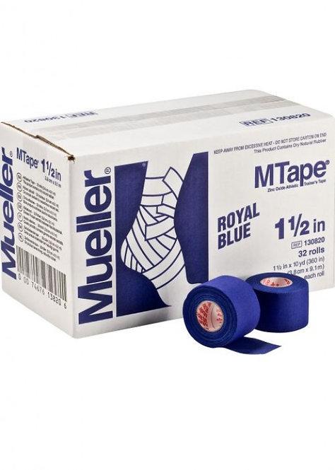 Cinta M Tape Azul Caja C/32 Rollos 3.8 cm x 9.1 m