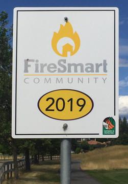 FireSmart 2019 Designation