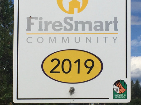 FireSmart Committee Update: 2020