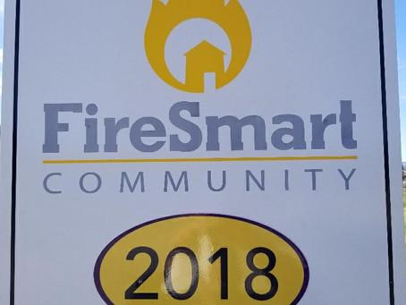 FireSmart Committee Update: 2019