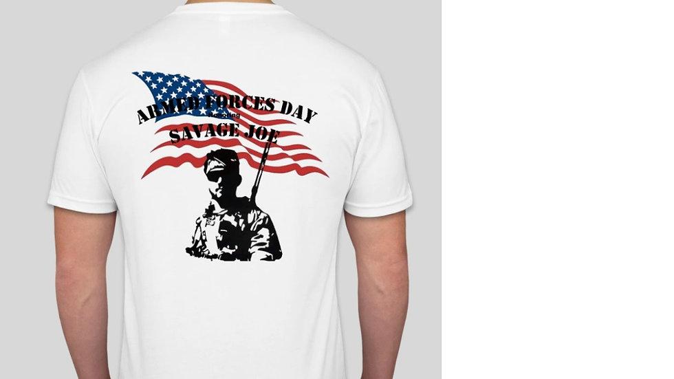 White Men's Tee Shirt