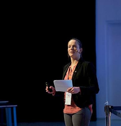 keynote Erleyne Brookman