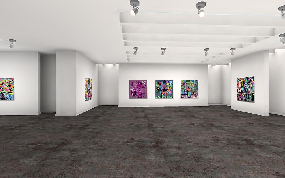 Taryn Treisman_Lift Art Gallery 2 (small