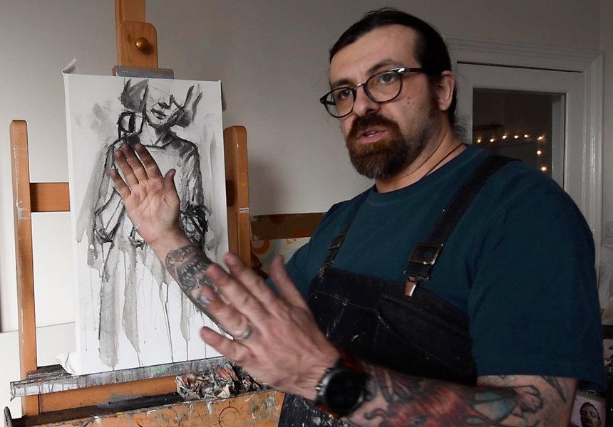 Emanuel De Sousa, Artist.jpg