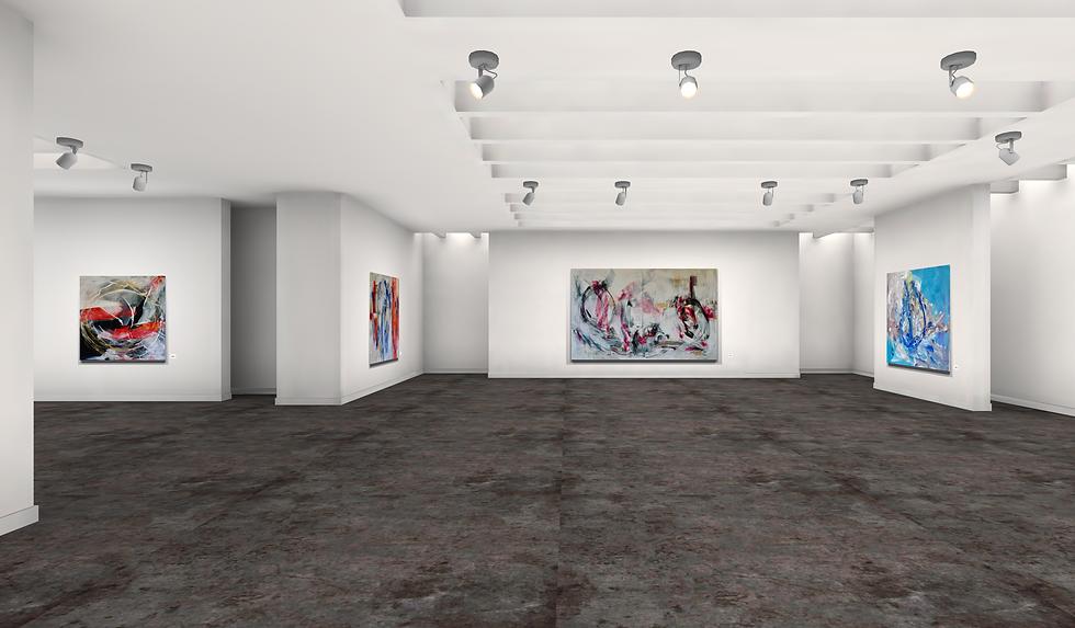 Lift Art Gallery, Virtual exhibition, 7.