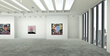 Lift Art Gallery, vr, art, virtual gallery, exhbiton, 3s