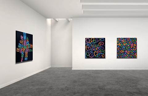Lift art gallery, virtual exhibition, 3d art show, Eileen Tichauer, buy art