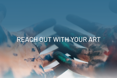 How to reach out with your art