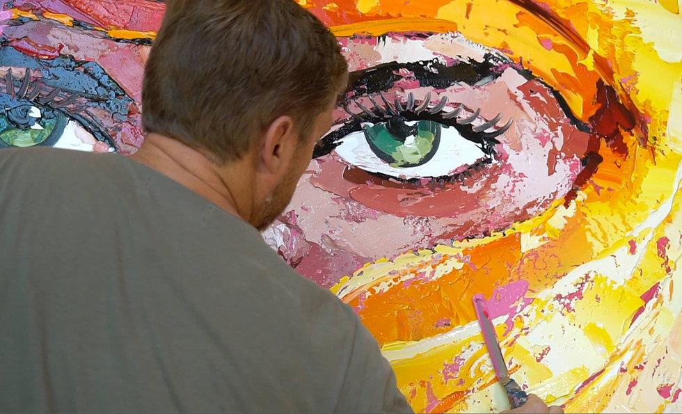 Peter Terrin Online workshop Lohme Art A