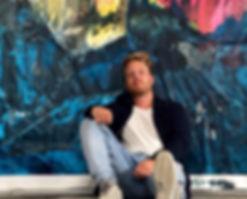 Kim_Berkhuizen,_Galleri_Lohme,_konstnär_