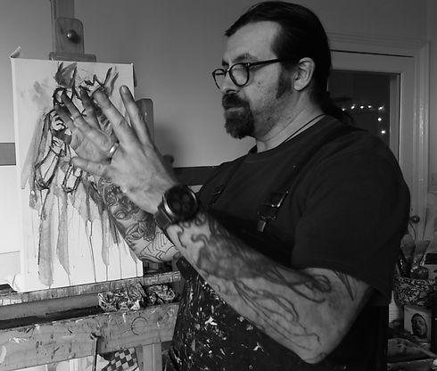 Emanuel de Sousa, Lohme, Studio.jpg