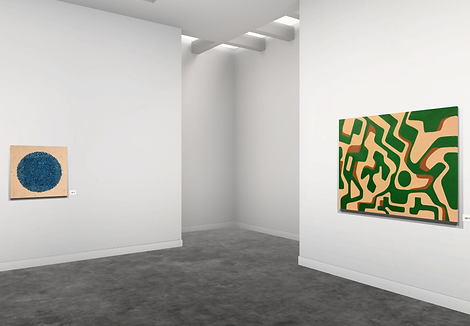 Lift art gallery, virtual exhibition, 3d art show, Rafael Leonardo Carlesso, buy art